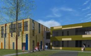 Rozbudowa Szkoły Podstawowej w Dobrej