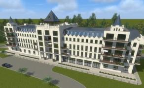 Budynek apartamentowy k/Świnoujścia