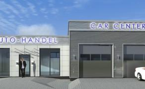 Salon samochodowy w Goleniowie
